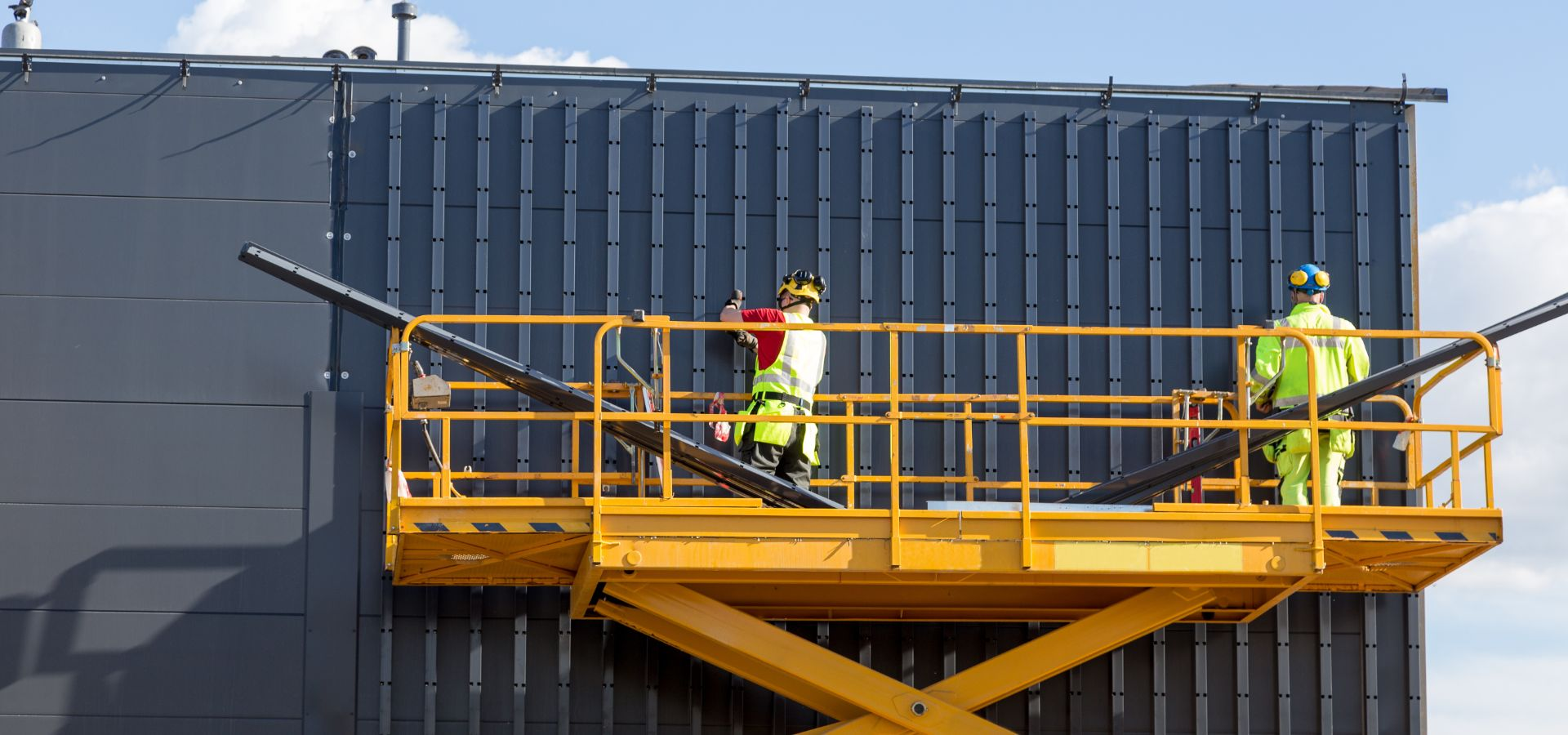 high level access equipment